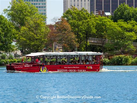 Duck Boat Tours Of Boston by Boston Trolley Tours Discounts And Deals Boston