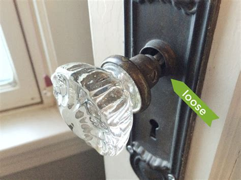 how to change a door knob glass doorknobs keep or replace rather square