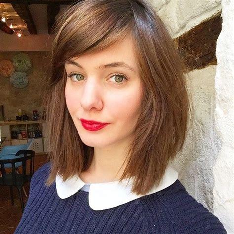 31+ Medium Length Hairstyles With BangsSHUSH
