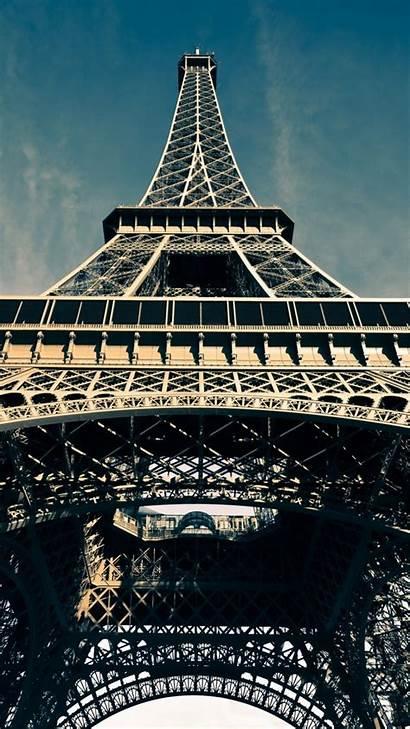 Iphone Tower Eiffel Paris Galaxy Wallpapers Bottom