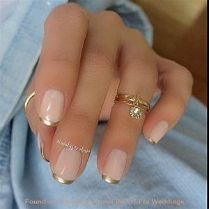 26 Awesome French Manicure Designs - Hottest French ...