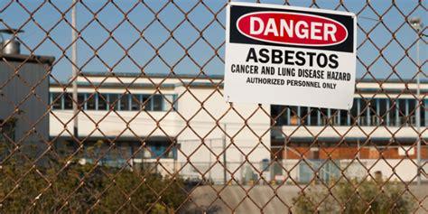 ccohs asbestos   workplace