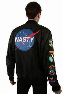 Nasty Bomber Jacket | Grunge Clothing | KILLSTAR
