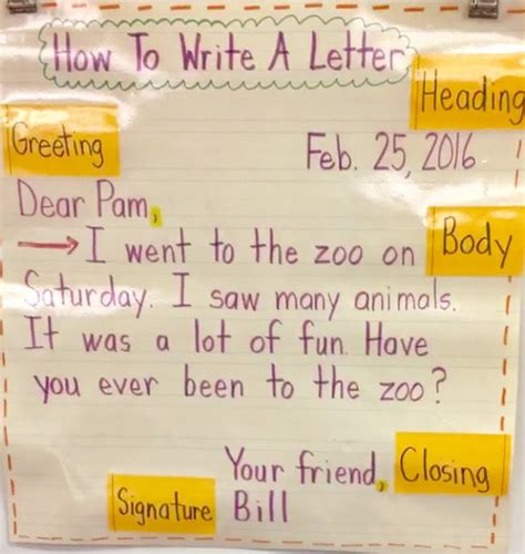 firstieland  grade letter writing
