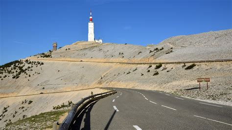 capovelo tour de stage to mont ventoux shortened due to strong winds