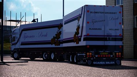 scania truck scania r500 tijsterman truck trailer sounds euro
