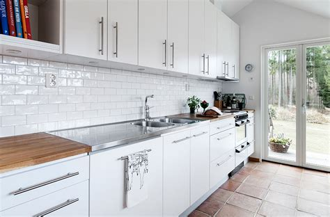 Brick Backsplash Ideas : Kitchen Designs And Pictures