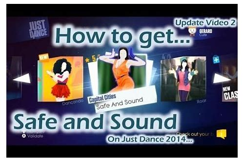 safety dance wav download