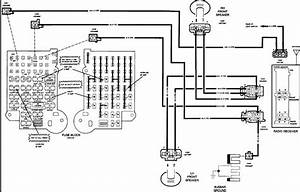 1993 chevrolet pick up wiring diagram o wiring diagram for With 1995 chevy silverado fuse box diagram moreover 1989 chevy caprice fuse