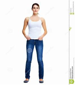 Standing Woman. Stock Images - Image: 35581044