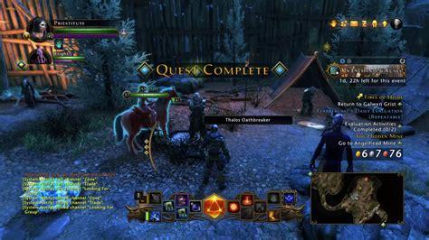 neverwinter gameplay priest