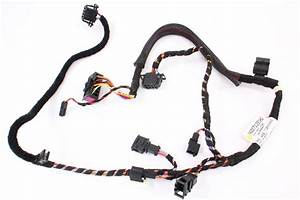 Lh Front Power Seat Wiring Harness 05