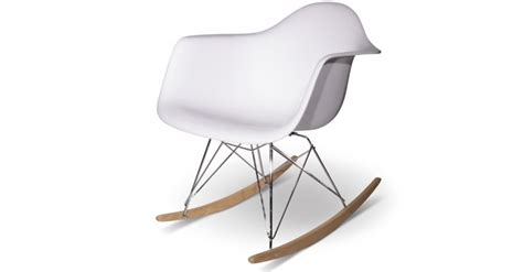 chaise eames bascule rocking chair eames pas cher 28 images rocking chair