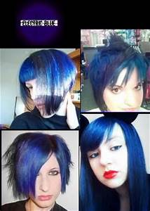 Electric Blue Semi Permanent Hair Dye By Special Effects