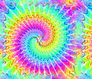 1 tie dye rainbow colourful psychedelic rave music
