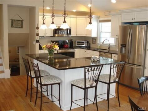 split level open floor plan kitchen 2 canterbury road norwalk ct 06851 beautifully 9375