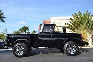 1961 Gmc Pickup Lifted Air Conditioning 4x4 Ostrich