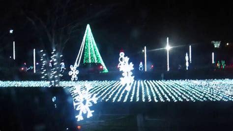 christmas night of lights mobile al youtube