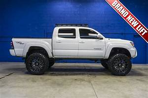 Custom Lifted 2013 Toyota Tacoma TRD Sport 4x4 Pickup ...