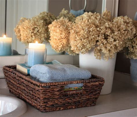counter decorating ideas the yellow cape cod bathroom upgrades Bathroom
