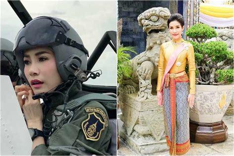 Sineenat wongvajirapakdi, de 34 años, obtuvo su título a principios de este mes. Sineenat Wongvajirapakdi: Thailand's king reinstates his ...