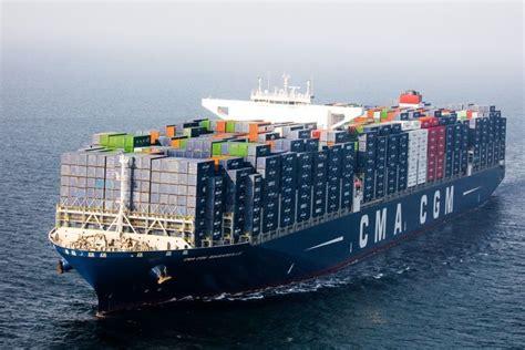 le plus grand porte conteneur 28 images le plus gros porte conteneurs du monde arrive en