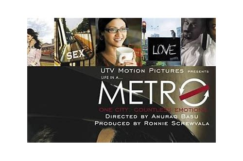 metro movie songs download mp3