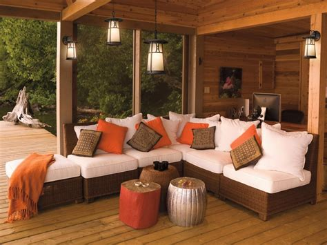 Outdoor Rooms Add Livable Space Hgtv