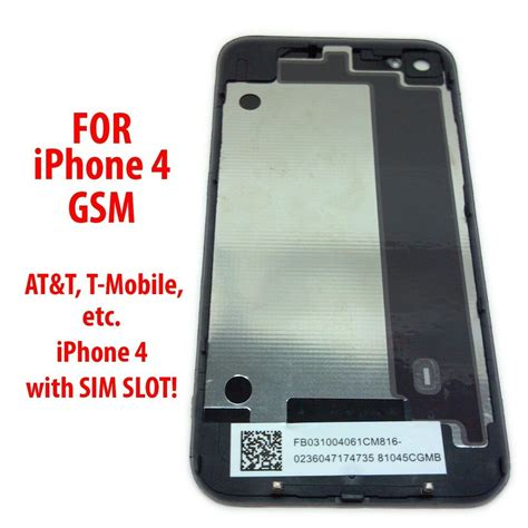 black iphone    glass rear door battery cover