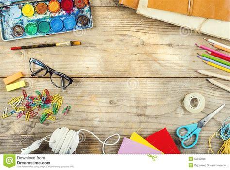 bureau d artiste bureau d 39 un artiste photo stock image 50040986