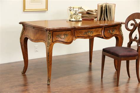 bureau louis xiv sold louis xiv 1900 39 s antique tulipwood bureau