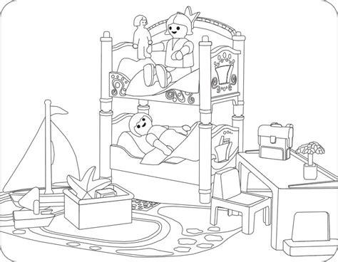 Ausmalbilder Playmobil Spielzeug