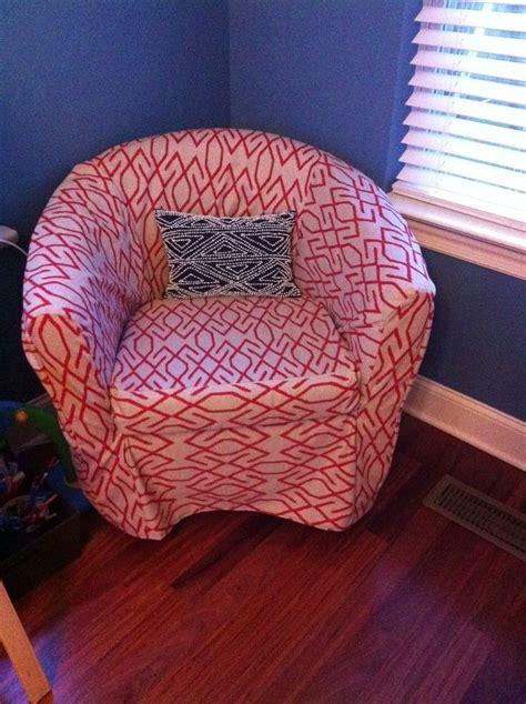 tullsta chair cover sewing pattern pin by reggio on rooms