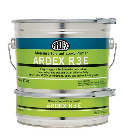 Ardex R 3 E Solvent Free Epoxy Resin Moisture Tolerant