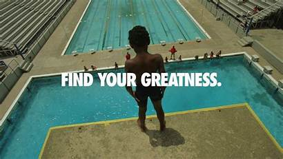 Greatness Nike Campaign Launches Lo Hi