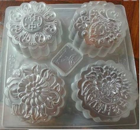 A36 Jelly Moon Cake Mold 4 in 1 (end 6/18/2019 11:15 PM)