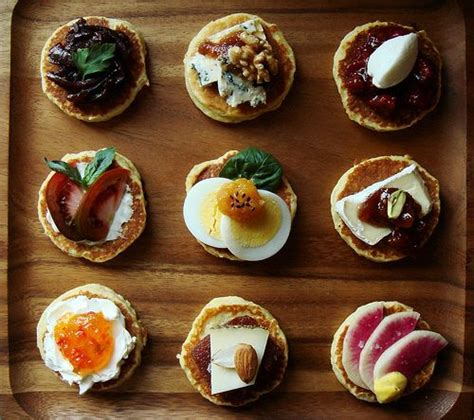 mini canape ideas 17 best ideas about blinis toppings on smoked