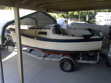 Boat Trailers For Sale In Rockport Texas by Montgomery 17 1984 Rockport Texas Sailboat For Sale