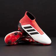 adidas Kids Predator 18+ FG White Core Black Real Coral 982fe401c