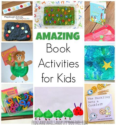 amazing book activities for fspdt 452 | Amazing book activities for kids