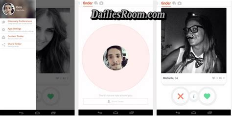 tinder dating site app for android easy step by