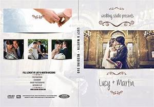 Wedding DVD / Blu Ray Cover 2 by Kahuna_Design | GraphicRiver