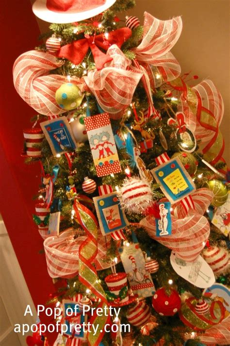 dr seuss christmas tree  pop  pretty blog
