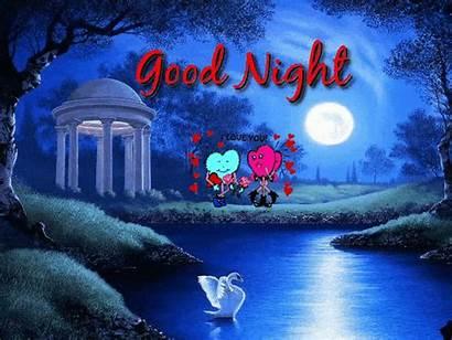 Night Friends Animation Shayari Romantic Icegif Hindi