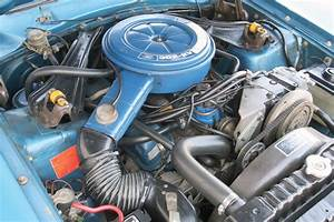1972 Mustang Engine Information
