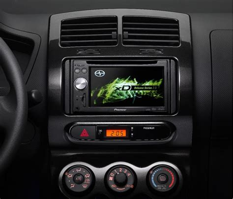 image  scion xd release series  pioneer audio