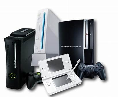 Console Gaming Games Consoles Repair Clipart Play