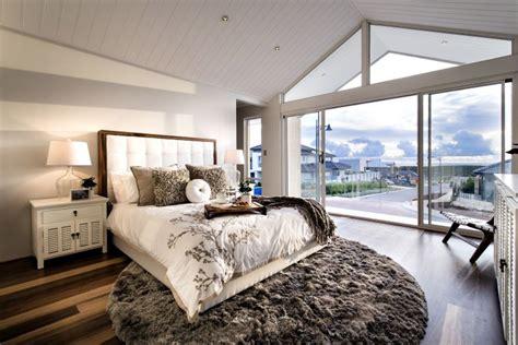 les tapis de chambre a coucher chambre à coucher contemporaine 55 designs élégants