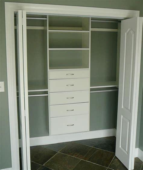 Simple Bedroom Closet Ideas by Small Closet Ideas Small Closet Design Ideas Are