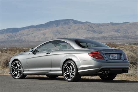 But in 2003 they went all the way and give the car an amg treatment. 2013 Mercedes-Benz CL65 AMG - Autoblog